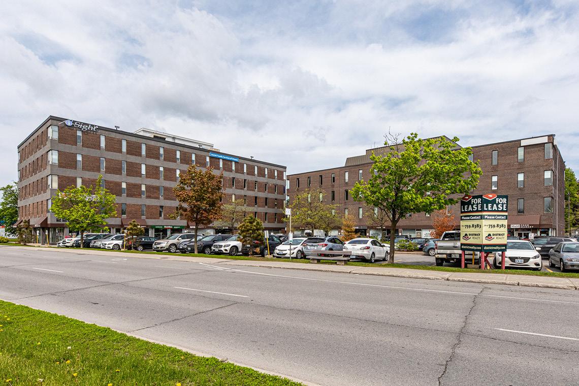 Office Rentals in Ottawa West